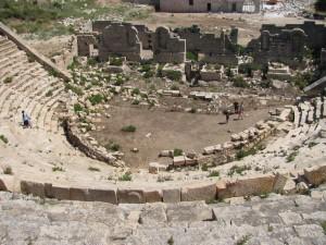 Gezilecek Yerler - Telmossos Antik Mezar